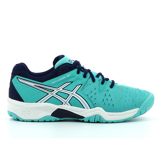 Asics - Asics Gel Resolution 6 GS Tenis Ayakkabısı