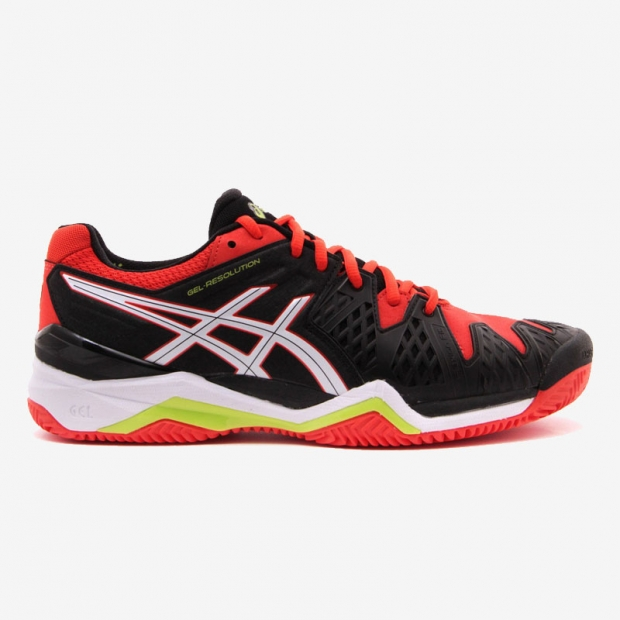Asics - Asics Gel Resolution 6 Toprak Kort