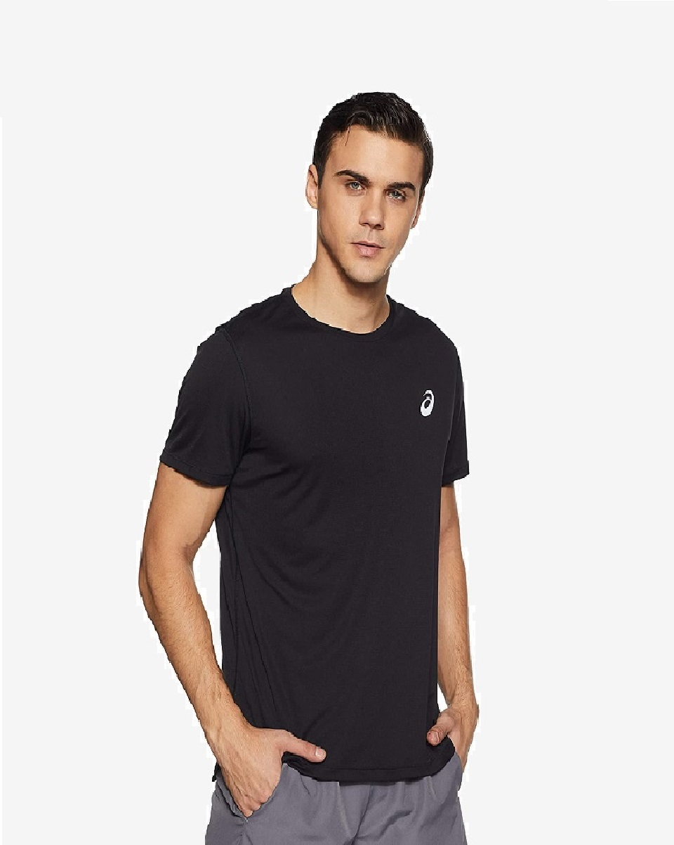 ASICS - Asics Sports SS Top T-Shirt Black