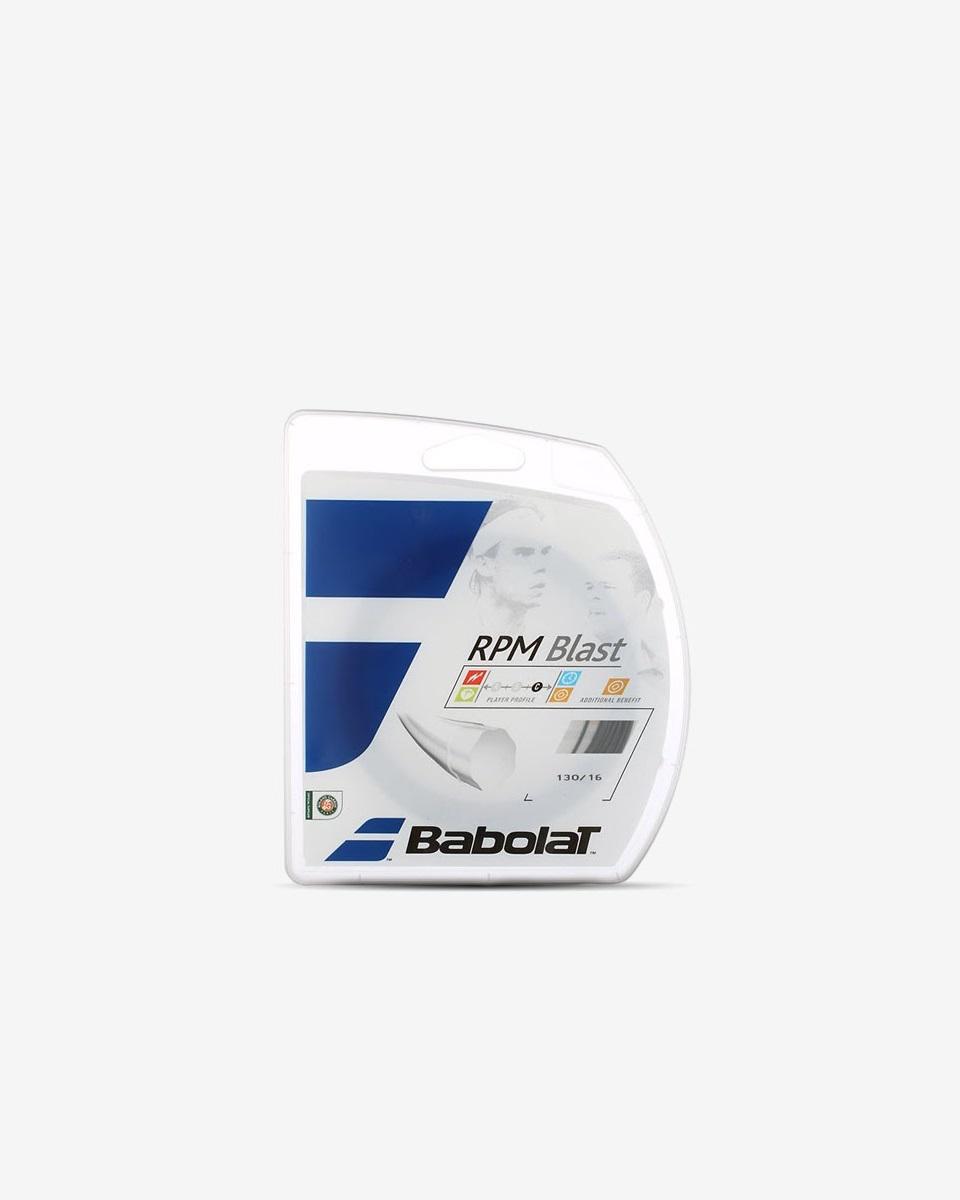 BABOLAT - Babolat Rpm Blast 12M 1.25 Tekli Kordaj