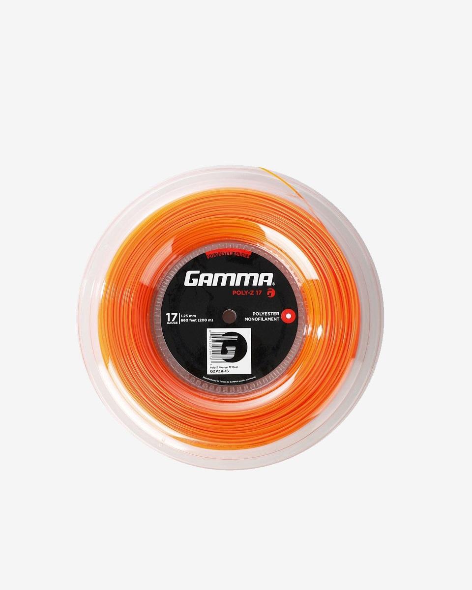 GAMMA - Gamma Poly Z 1.25 Kordaj Turuncu