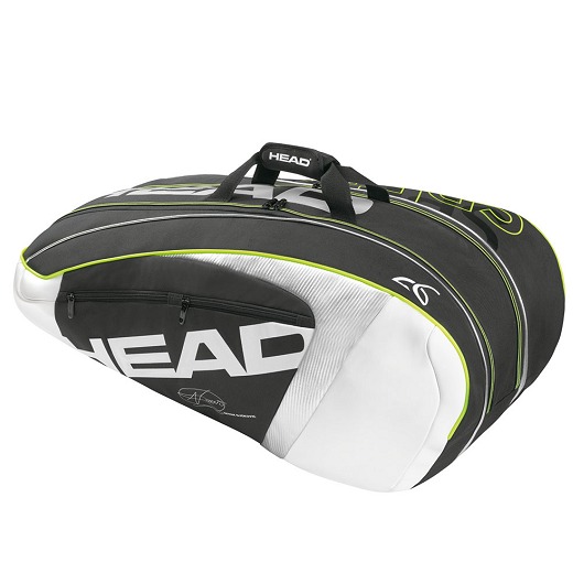 Head - Head Djokovic 9R Supercombi Bag