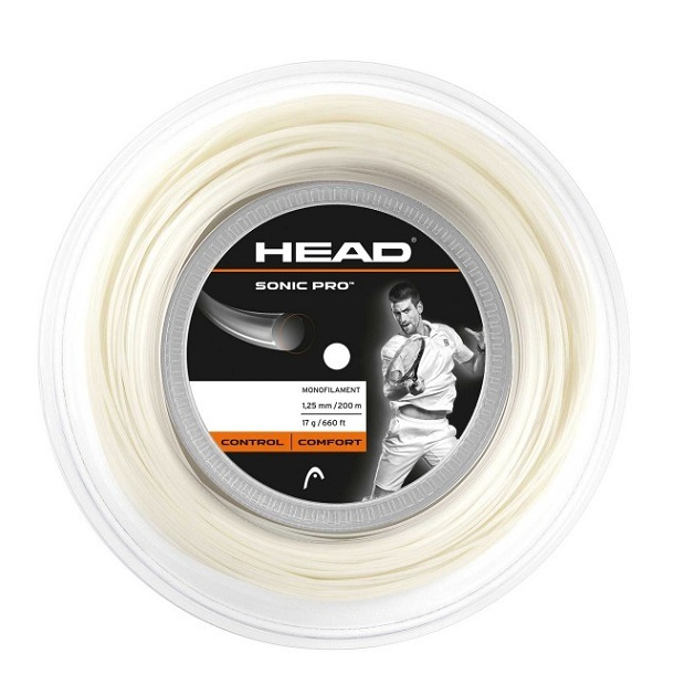 Head - Head Sonicpro White 200m