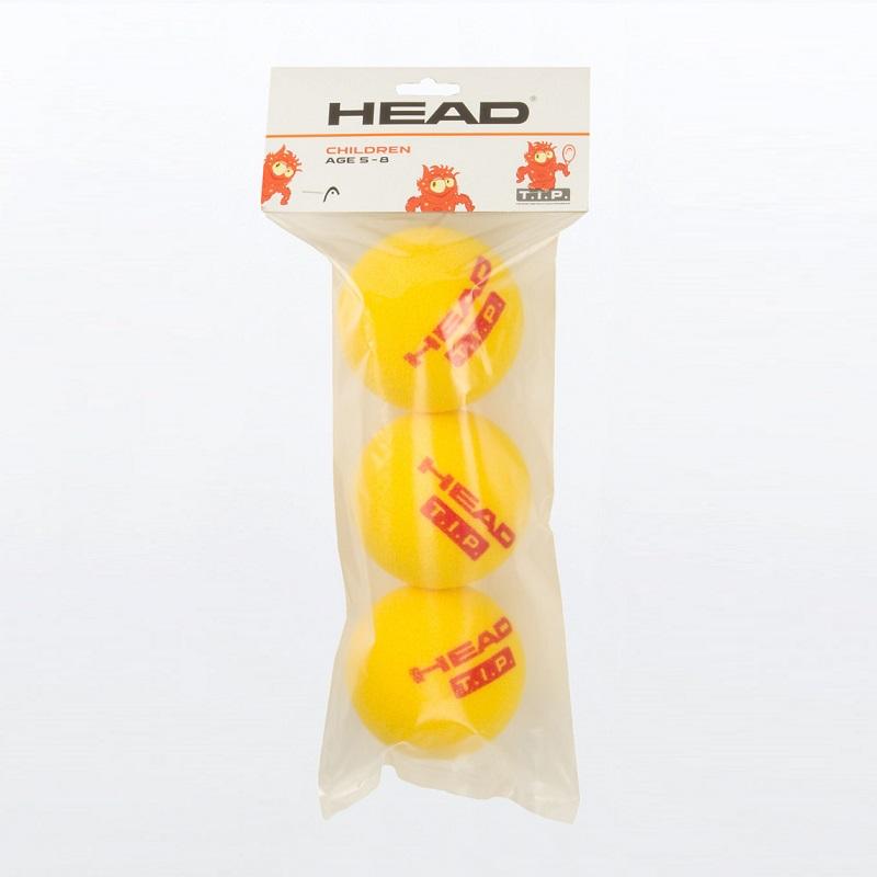 HEAD - Head Sünger Tenis Topu 3Lü (5-8 yaş)