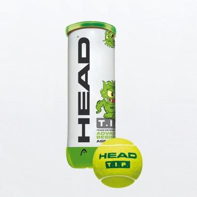 HEAD - Head T.I.P Green balls 10 Yaş