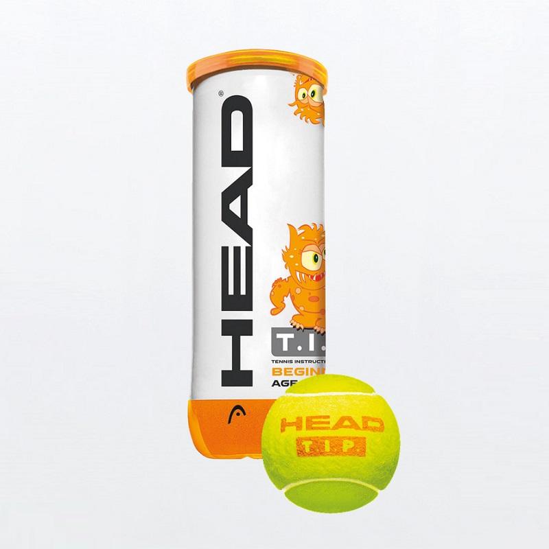 HEAD - Head T.I.P. orange balls 9 Yaş
