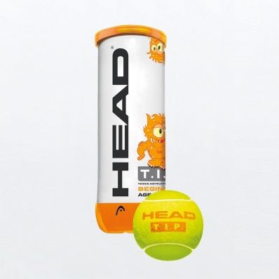 Head - Head T.I.P. orange balls 9 Yaş