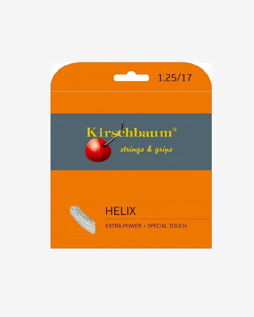 KİRSCHBAUM - Kirchbaum Helix 1.25mm Tekli Kordaj 12mt