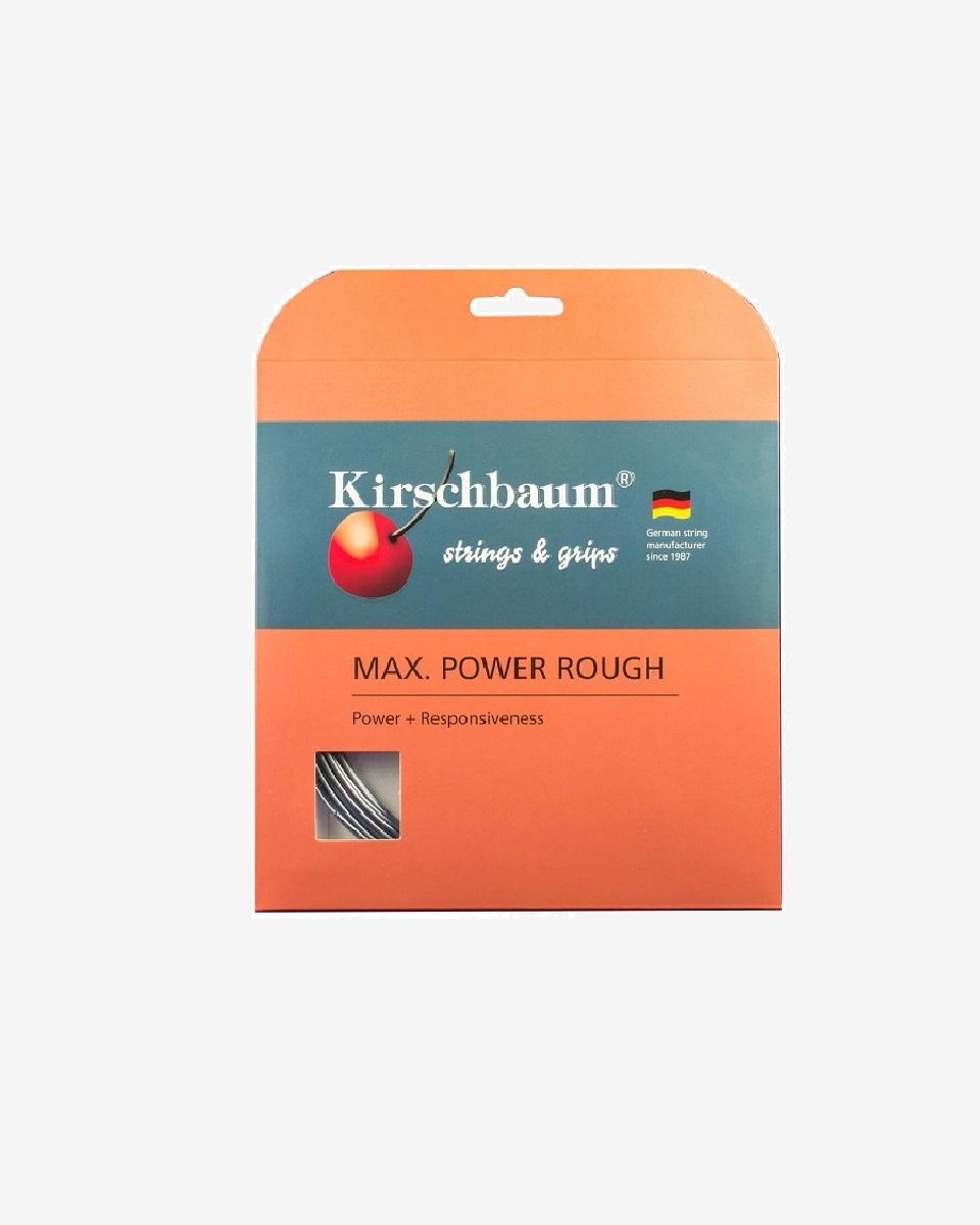KİRSCHBAUM - Kirschbaum Max Power Rough Tekli Kordaj 12mt