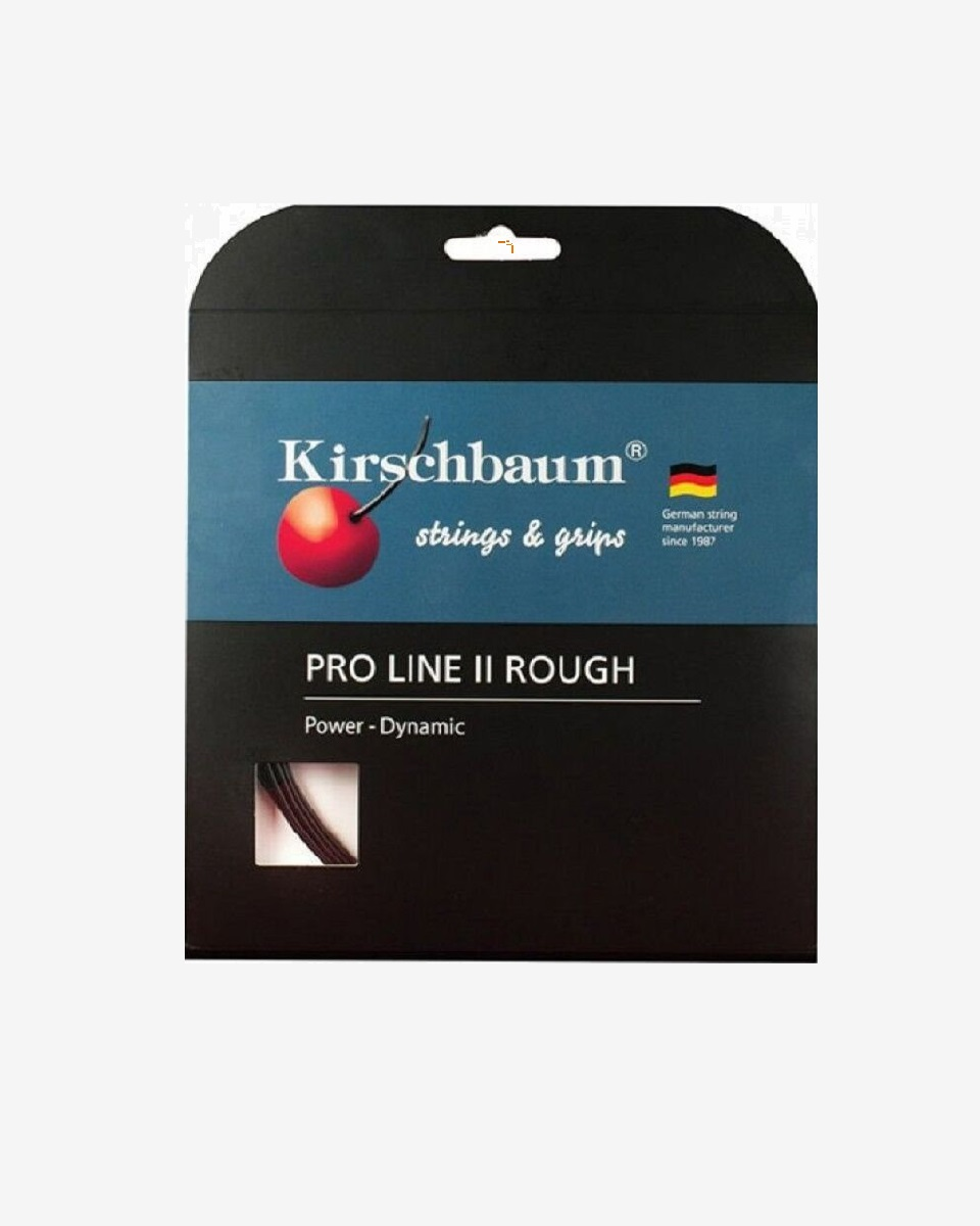KİRSCHBAUM - Kirschbaum Pro Line No II Rough Tekli Kordaj 12m