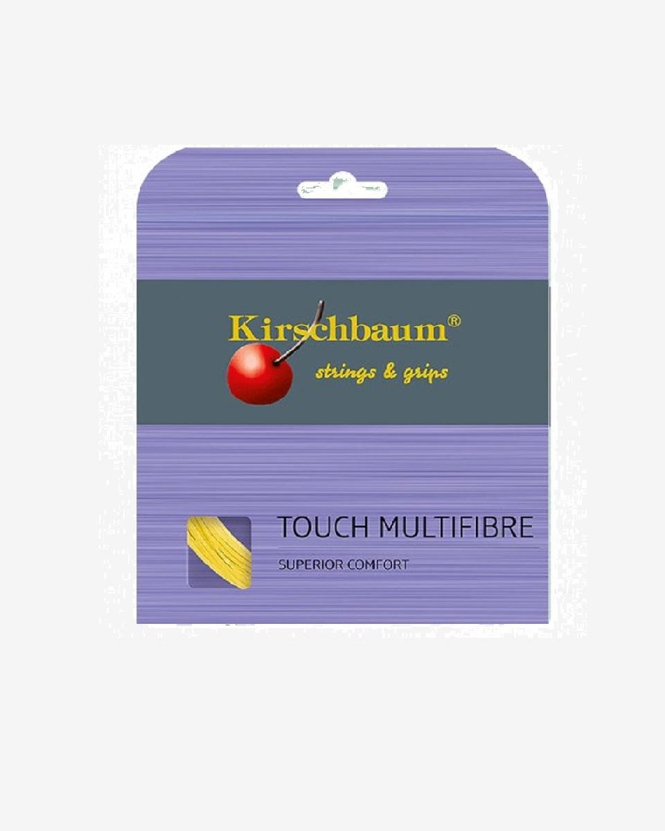 KİRSCHBAUM - Kirschbaum Touch Multifiber Tekli Kordaj 12mt
