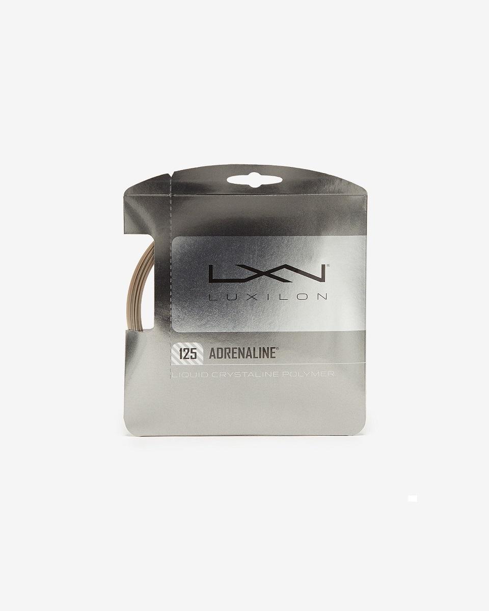 LUXILON - Luxilon Adrenaline 1.25 Tekli Kordaj