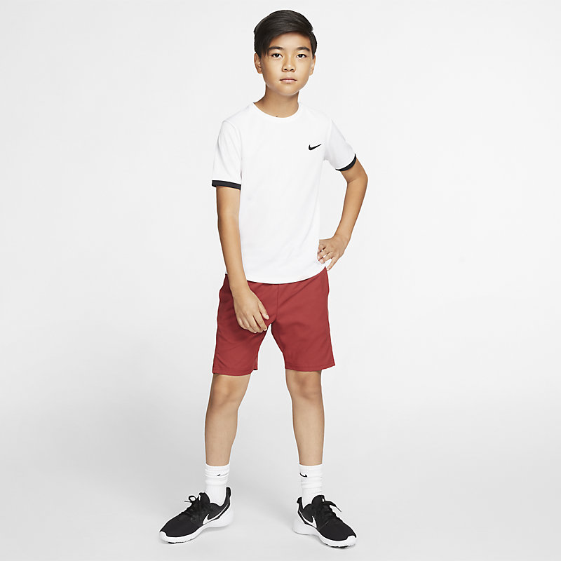 NIKE - Nike Court Dri-FIT Erkek Çocuk Şort