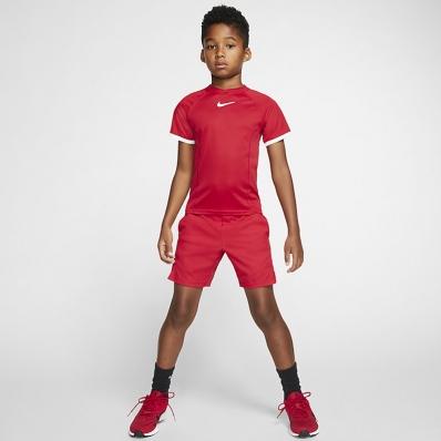 Nike - Nike Court Dri Fit T-Shirt Çocuk