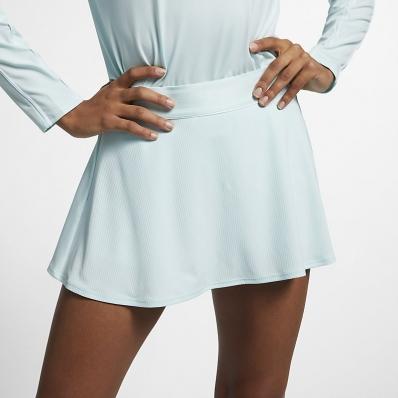 NIKE - Nike Court Dry Flounce Tenis Eteği