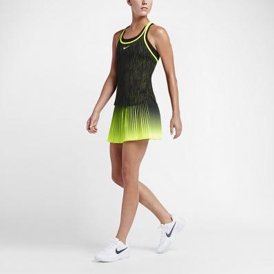NIKE - Nike Court Dry Slam Tenis Tişörtü