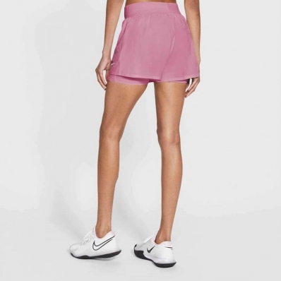 NIKE - Nike Court Flex Victory Kadın Tenis Şortu
