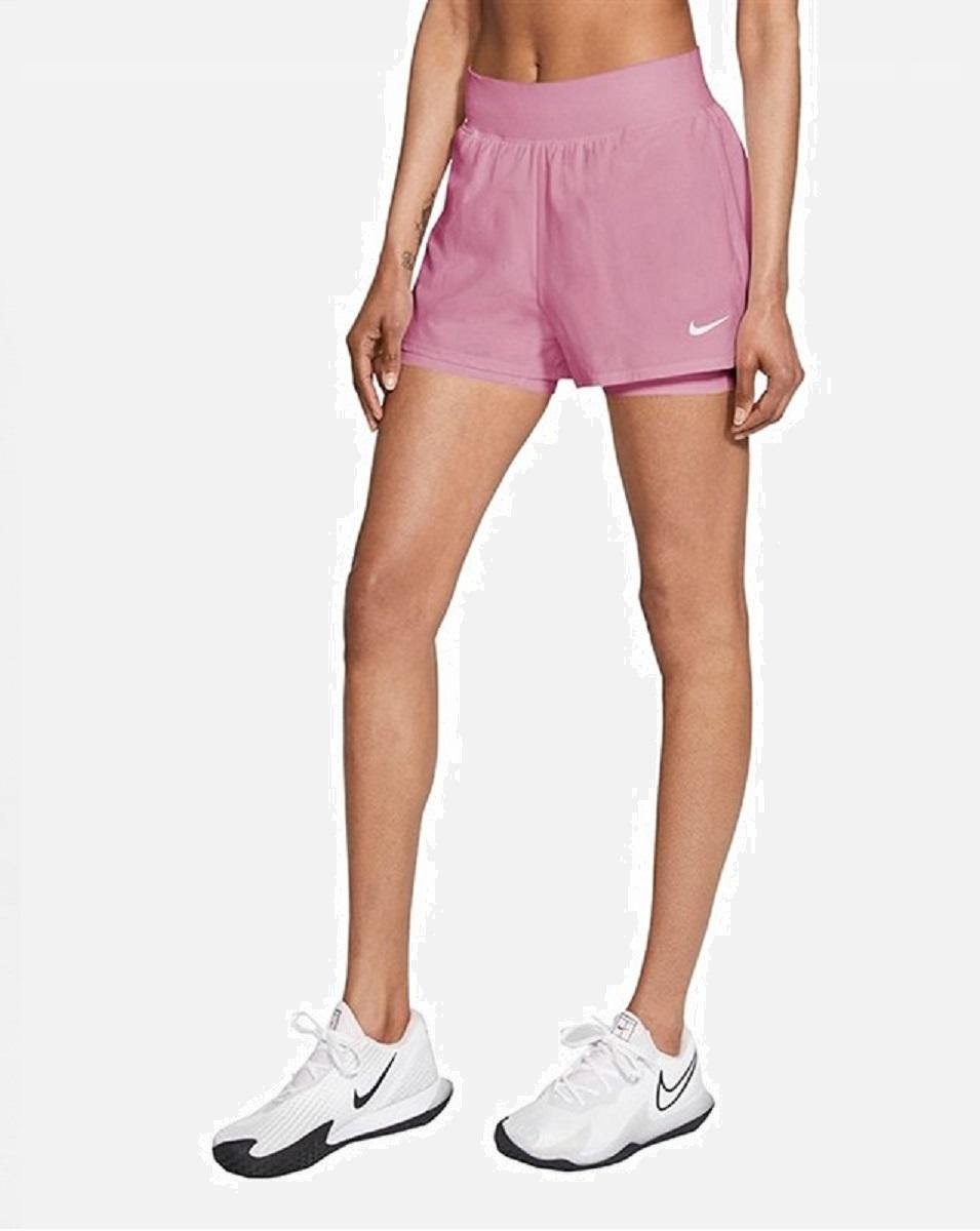 NIKE - Nike Court Dri-FIT Victory Şort Pink