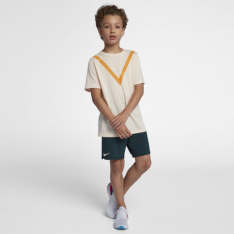 NIKE - Nike Dri-FIT Flex RF Erkek Çocuk Şortu