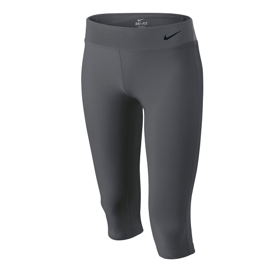 Nike - Nike Girls Ya Legend Capris Grey