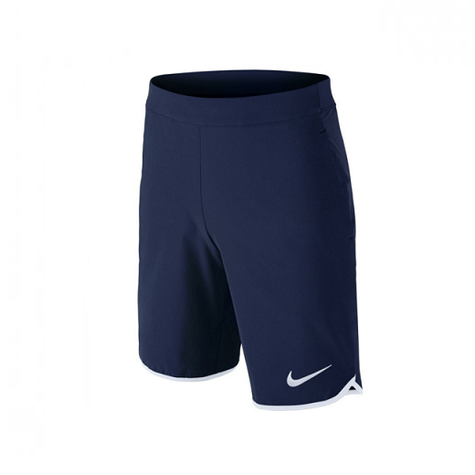 NIKE - Nike Gladiator Boys Tennis Short-Dark Blue