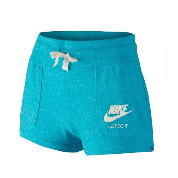 NIKE - Nike Gym Vintage Mavi ŞORT