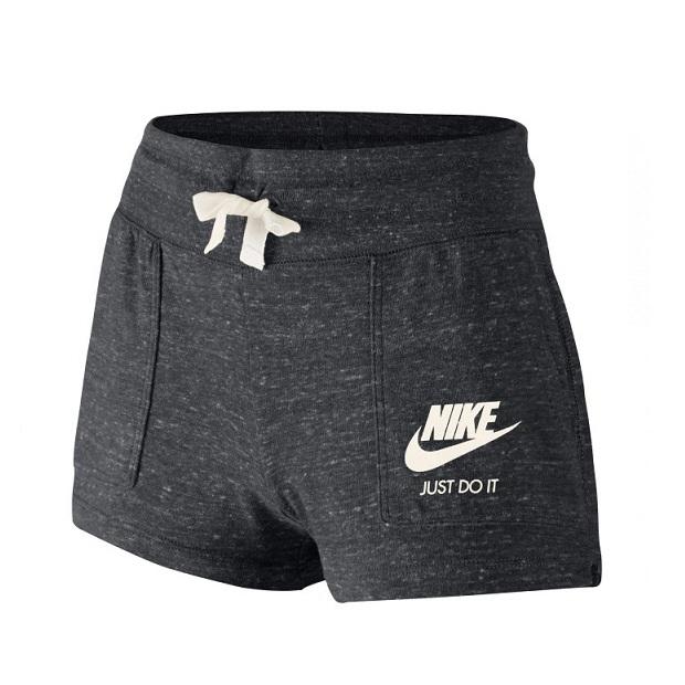 NIKE - Nike Gym Vintage Siyah ŞORT