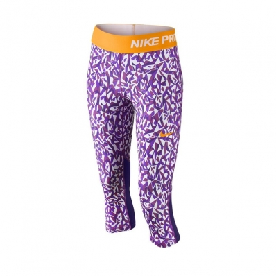 Nike - Nike Pro Cool Allover Print 727977-560