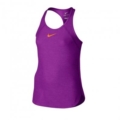 NIKE - Nike Slam Kız Çocuk Tank - Purple
