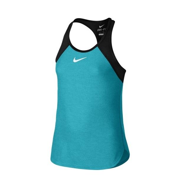 NIKE - Nike Slam Kız Çocuk Tank - Blue