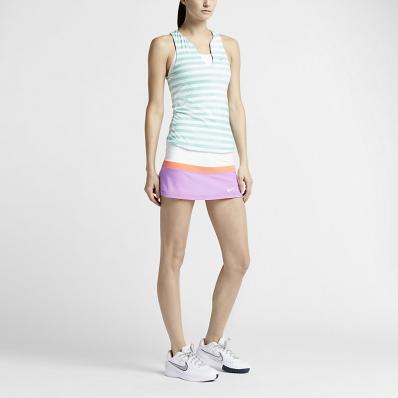 NIKE - Nike Stripe Pure Tank