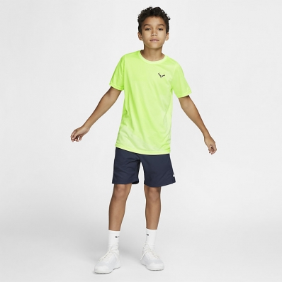 Nike - RAFA Çocuk Tenis T-Shirt