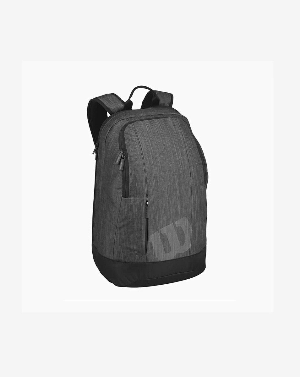 WİLSON - Wilson Agency Backpack - Negro