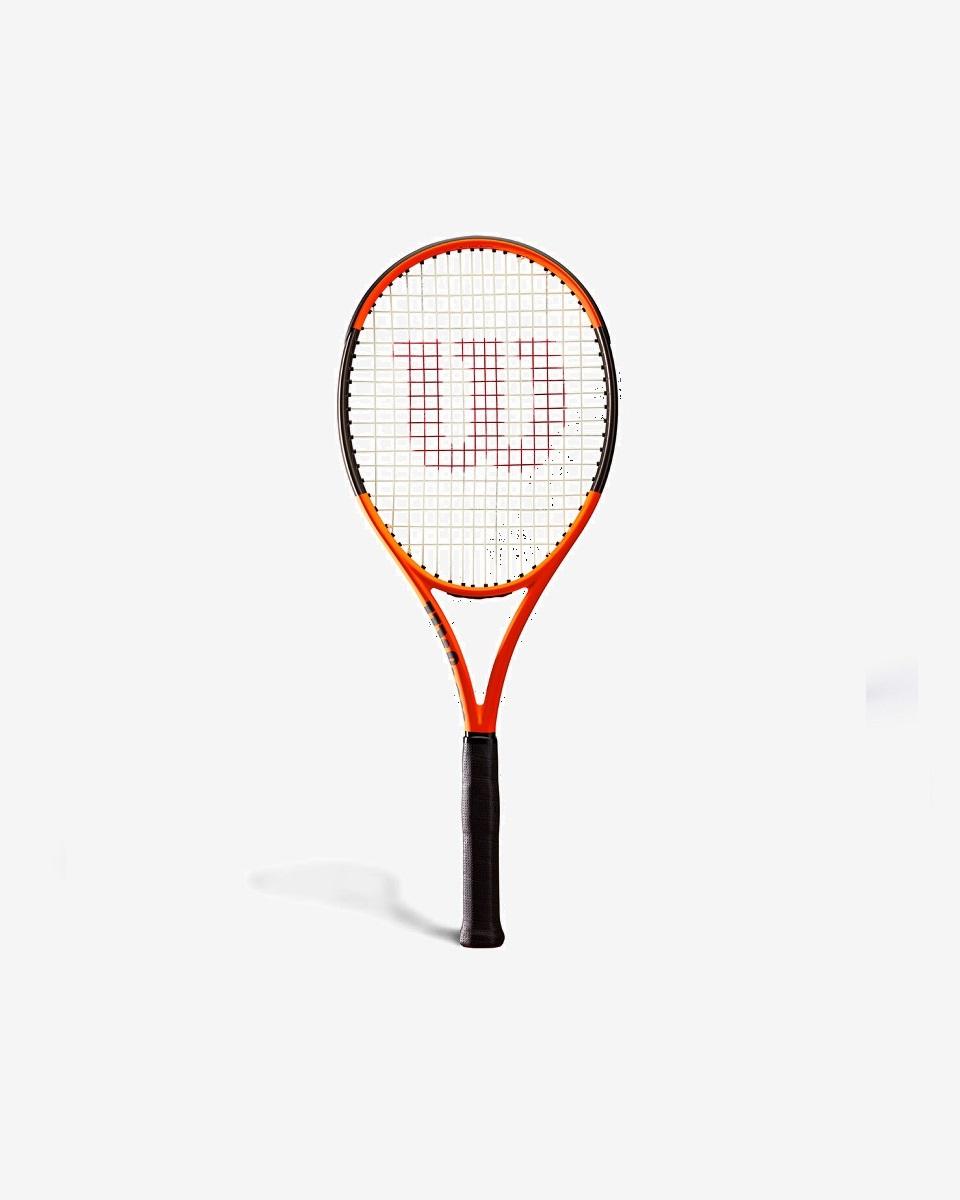 WİLSON - Wilson Burn 100 CV Turuncu Tenis Raketi