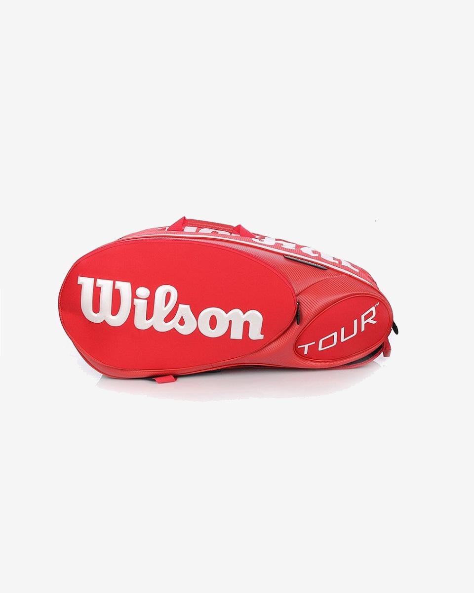 WİLSON - Wilson Tour Molded 2.0 Red 9X