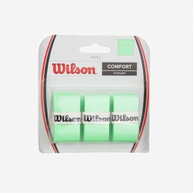 WİLSON - Wilson Pro Overgrip Green
